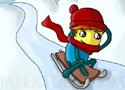 Pajama Boy Snow Adventure szerezd meg a kulcsot