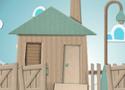 Paper Doors Escape juss ki a papírházból
