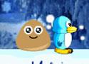 Pou Ice Adventure Játékok