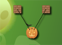 Pumpkin Physics dézsába a tököt