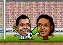 Puppet Soccer 2014 lőj gólokat