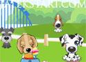 Puppy In The Park kutyás kiszolgálós játékok
