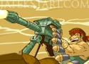 Rambo Assassin lövöldözés a dzsungelban