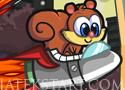 Rocket Squirrel makkgyűjtés mókussal