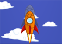 Rocket Rush 2 űrhajóval a végtelenbe