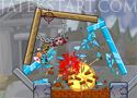 Roly-Poly Cannon Bloody Monsters Pack 2 Játékok