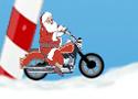 Santa Motocross Action Játékok