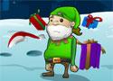 Santas Rescue Elf juss be a Télapóval