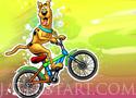 Scooby Doo Bmx Challenge bringás játék kutyussal