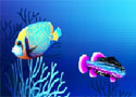 Sea Fish Escape halas játék