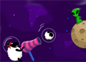Sheep vs Aliens 2 Zero Gravity találd el