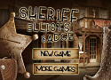 Sherriff Eliots Badge