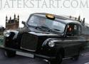 Sim Taxi London taxizz a városban
