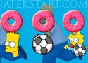 Simpson Hoops dobj kosarat