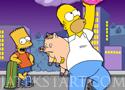 The Simpsons Skateboard Játékok