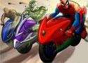 Spiderman Hills Racer Játékok