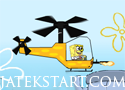 Spongebob Helicopter Játék