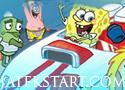Spongebob Boat Race motorcsónak verseny