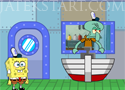 Spongebob Squarepants Krabby Patty Grabber lopj hambikat