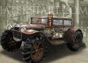 Steampunk Truck Race száguldj a gőzjárgánnyal