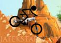 Stickman Downhill pálcikaemberes bringás