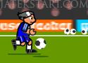 Striker Run lőj gólokat