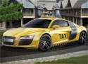 Taxi Driver Challenge taxis játékok