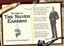 The Case of Silver Earring