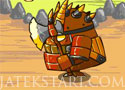Tiny Monster War védekezős játékok