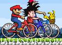 BMX Race bringás versenyzős játék