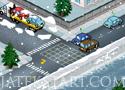 Traffic Policeman - Winter Edition Játék