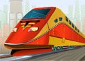 Train Driving Frenzy vonatvezetős játékok