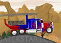 Transformers Truck Játékok
