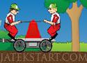 Mr Trolley Express Delivery Játékok