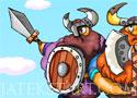 Vikingland vikinges védekezős játékok