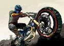 Wasteland Bike Trial Motoros Játékok