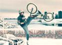 Winter BMX Jam bringázz és mutass be trükköket