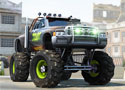 Zombie Truck Parking Simulator parkolós autós játék