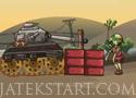 Zombie Tank Battle Játékok