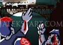 Zombie Apocalypse zombis vonatos elcsapós játékok