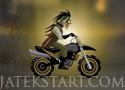 Zombie Rider motoros ügyességi játékok