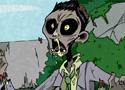 Zombie Society zombis képregényes