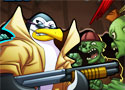 Zombies vs Penguins 3 Total Annihilation találd el a zombikat