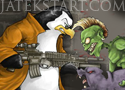 Zombies vs Penguins Játékok