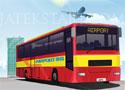 Airport Bus Parking 3 vezesd el parkolj le játékok