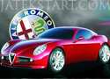 Alfa Cup autóversenyes játék