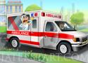 Ambulance Truck Driver 2 szállítsd el a betgeket