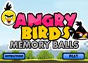 Angry Birds Memory Balls memória játék