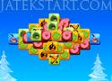 Angry Birds Space Mahjong madzsong játék