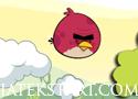 Angry Birds Jumping juss fel egyre magasabbra